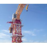 Small Mast Section Tower Crane 10 Ton Max Load And 60m Jib Length Manufactures