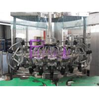 Fully Automatic DCGF Carbonated Drink Filling Machine For Soda Water / Beer Manufactures