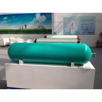 ISO11439 OD 406mm CNG Fuel Storage Tanks for trucks , Auto CNG Tanks for Vehicles Manufactures