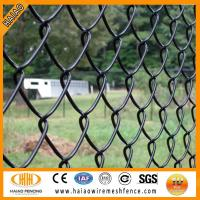 China Made in China high quality used chain link fence for sale ( ISO manufacturer ) on sale