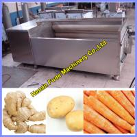 ginger cleaning and peeling machine Manufactures