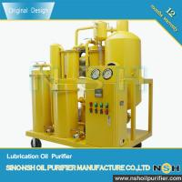 China Lubricant Oil Purifier, oil recycling and reuse, frame type with mobile wheels, various colors, vacuum treatment on sale