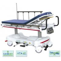 Luxury Surgical Patient Transfer Trolley With Scaling System Manufactures