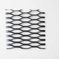 XG-11 Carbon Steel Sheet Painting Expanded Metal Mesh For Grates Manufactures