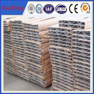 Hot! aluminium extruded linear track, aluminum supplier OEM aluminium extruded panel Manufactures