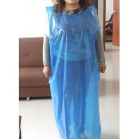 Waterproof Polythene Disposable Aprons On A Roll Coloured Free Samples Manufactures