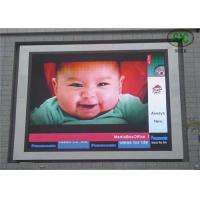 China Commercial Center High Brightness Outdoor Full Color LED Display P10 DIP on sale