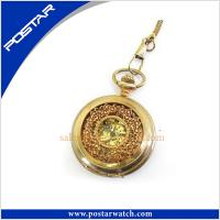 China PSD-3123 High Quality Mechanical Pocket Watch on sale