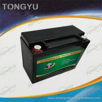 Buy cheap YB16-B / YB16L-B LiFePO4 Lithium Ion Starter Battery Replacement 12V 10Ah 480A from wholesalers