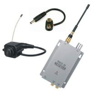 1.2GHZ Wireless Camera kit /mini camera Manufactures