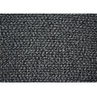 Multi Color Tweed Wool Fabric Anti - Static 20% Wool 80% Other Material Manufactures