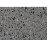 Quality grey quartz stone, countertops, flooring, stone wall, stone tile,quality stone, coffee table,60 inch vanity,cabinet for sale