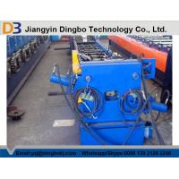 PLC Control Square Shaped Pipe Making Machine With Full Automatic Cutting Manufactures