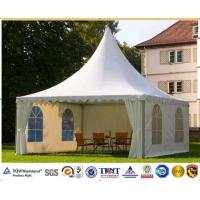 Gazebo & Pagoda Tent » 5mx5m PVC Pagoda Tent House by Shelter Tent with Table and Chairs Manufactures