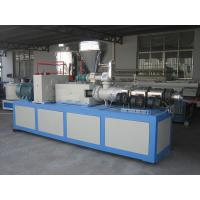 PVC Pipe , Sheet , Film , Profile , Plate Extrusion Machine For Plastic Manufactures