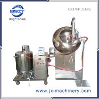 Quality Tablet Sugar Coating Machine Byc600 (A) with contact part with 304 stainless steel for sale