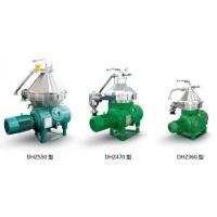 China 10m³ / h Professional Centrifugal Oil Separator Self-Cleaning For Crude Palm Oil on sale