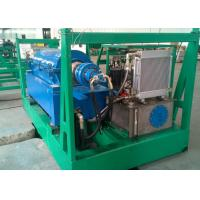 China Solid Fluids Separation Screw Decanter Centrifuge Explosion - Proof IP56 on sale
