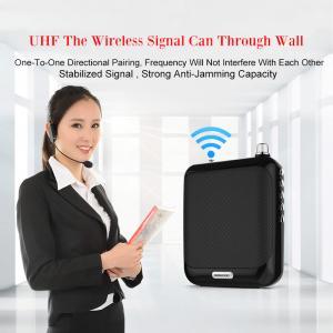 China Shenzhen NEWGOOD TF USB UHF/2.4G WIRELESS PA AMPLIFIER BOOSTER SPEAKER on sale