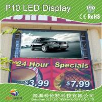 Outdoor Full Color LED Display (CLT-P10) Manufactures