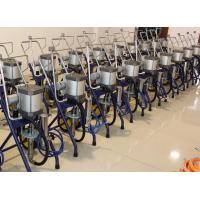 S S Pneumatic Paint Sprayer For House With Pressure Ratio 65:1 Manufactures