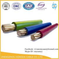 Buy cheap 600V 90℃/75℃ Dry or Wet PVC Insulated and Nylon Jacketed THHN / THWN / THWN-2 electrical cable from wholesalers
