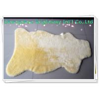 Buy cheap Medical sheepskin rugs from wholesalers