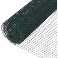 China Durable PVC Vinyl Coated Welded Wire Mesh Fencing 2 x 4 14 Gauge for Garden on sale