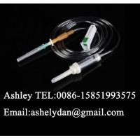IV Set with Needle Manufactures