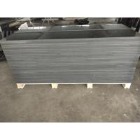 Black Acid and Corrosion Resistance Low Temperature PP Sheet 1000mm length Manufactures