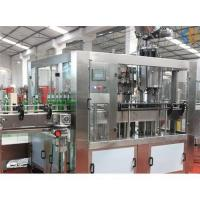 Isobaric filling capping 3-in-1 machine Manufactures