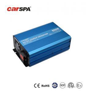 China 600W Aluminum Casing Solar Power Inverter System 12v 24v 48v Pure Sine Wave on sale