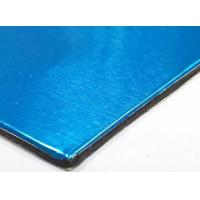 Blue Vehicle Sound Deadening / Soundproof Material For Car Reduce Noise Manufactures