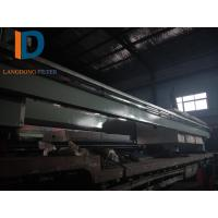 Customized Separation Dewatering Filter Press  / Membrane Filter Press Used in construction site Manufactures