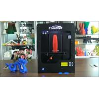 PC Rubber Ceramic 3d Printer 300*250*300 Mm Forming Size With Color Touch Screen Manufactures