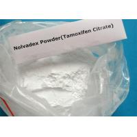 Natural Anabolic Steroids Tamoxifen Citrate Powder 10540-29-1