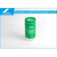 Round Cylinder Cosmetic Packaging Cardboard Gift Boxes With CMYK Printing