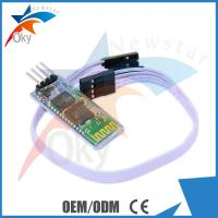 China HC-06 Wireless Bluetooth module for Arduino Serial Port With Baseboard And Demo Code on sale