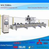 2017 Hot Selling Aluminum Curtain Wall Machinery 3 Axis CNC Vertical Machining Center Manufactures