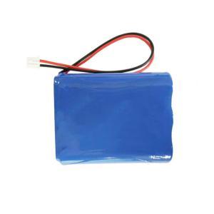 12 Volt 3000mAh Custom 18650 Battery Pack for sale Manufactures