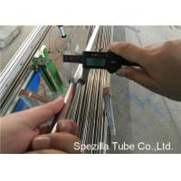 1.4362 duplex stainless steel Tube Bright Annealed 25.4 X 1.65MM TIG Welded High Strength Manufactures