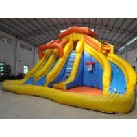 China Inflatable Water Slide on sale