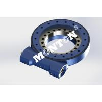 Solar Tracking Bracket Worm Gear Slew Drive Can Safely Hold Radial And Axial Loads Manufactures