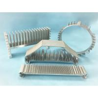 High Performance Aluminum Radiators / Heatsink Extrusion Profiles Manufactures