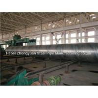 ASTM A106 GrB Carbon Spiral Welded steel pipe Manufactures