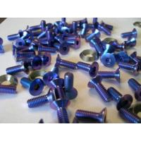 Titanium Alloy Bolt for Car Machine Steering Manufactures