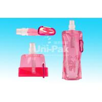 480ml Water Storage Bags For Travel , Eco Friendly Outdoor Water Bag Manufactures