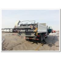 Special use HOWO 266hp payload 30 tons dumper truck popular model with warranty Manufactures