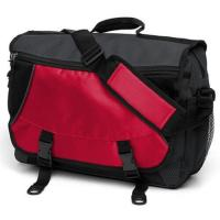 Large Capacity Waterproof Polyester Shoulder Bagwith Velcro Closer Plastic Adjuster Manufactures