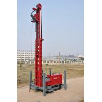 420mm Portable Water Well Drilling Rig High speed of drilling hole Manufactures